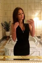 escort Brunette Svetlana — pictures and reviews